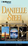Danielle Steel CD Collection: Amazing Grace / Honor Thyself / Rogue