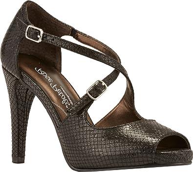 Walking Cradles Women's Lissa Black Sandal