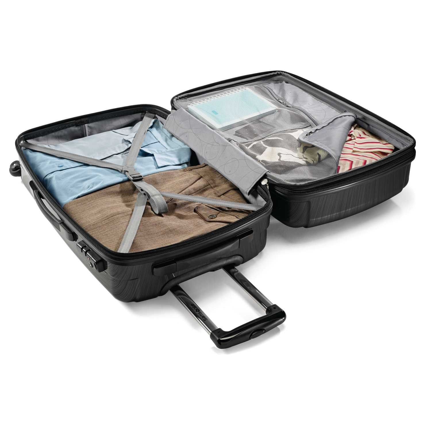 Samsonite Winfield 2 Hardside 24'' Luggage, Brushed Anthracite by Samsonite (Image #7)