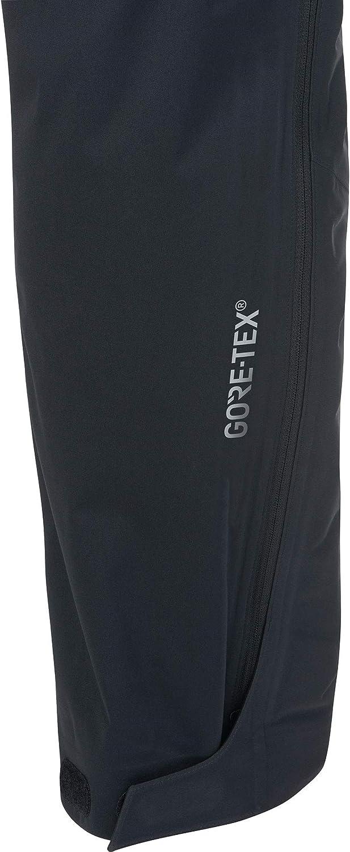 L GORE Wear R3 Lange Herren Regenhose GORE-TEX Schwarz