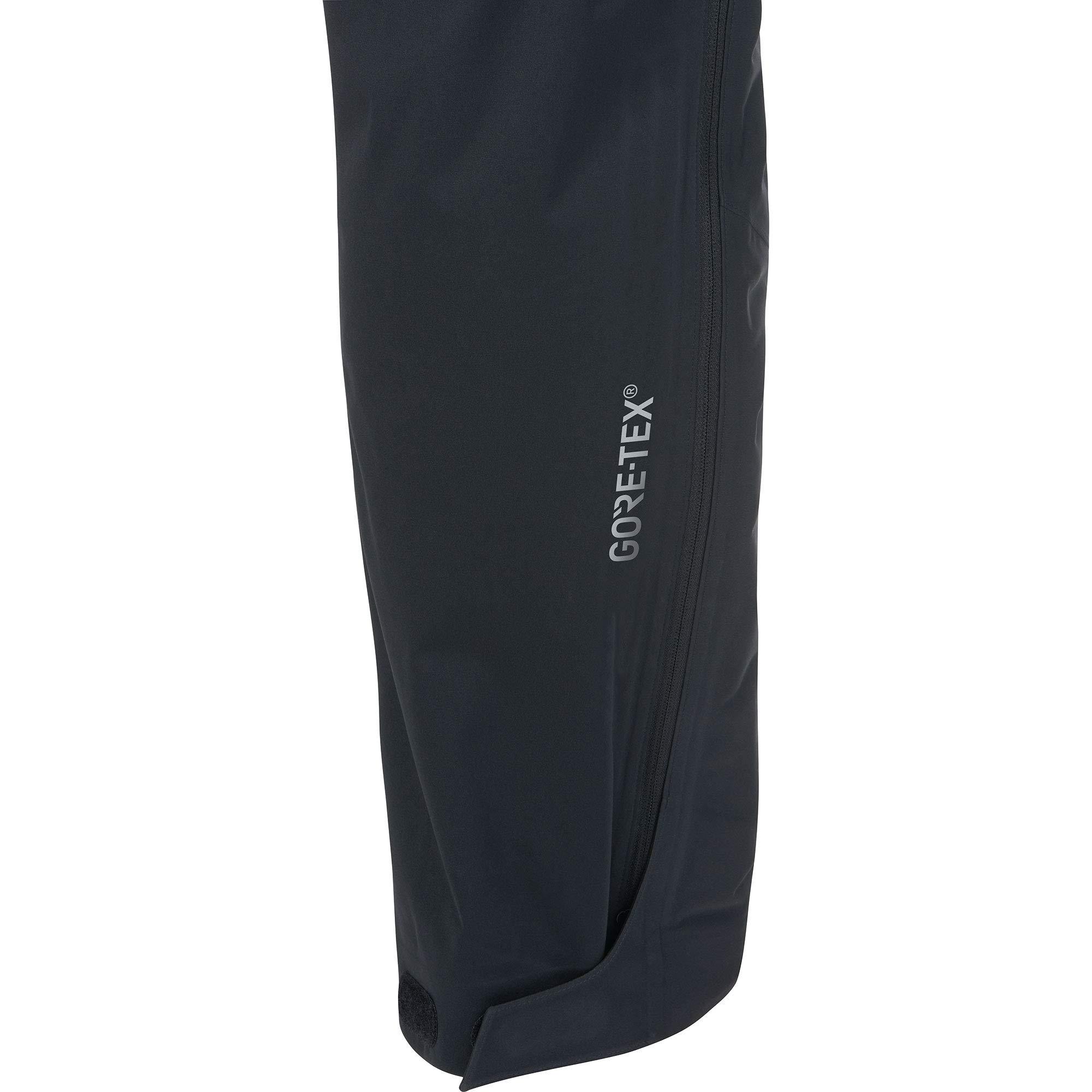 Gore Men's R3 Gtx Active Pants,  black,  L by GORE WEAR (Image #6)
