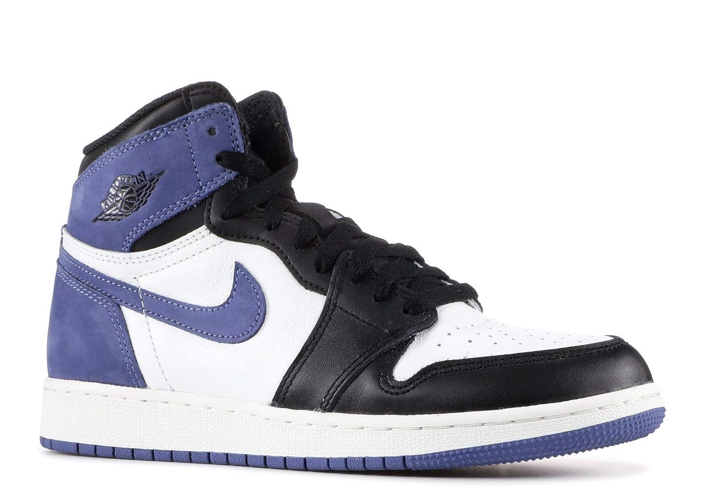 1cc4c4763b264 Nike AIR Jordan 1 Retro HIGH OG (BG) 'Blue Moon' - 575441-115 ...