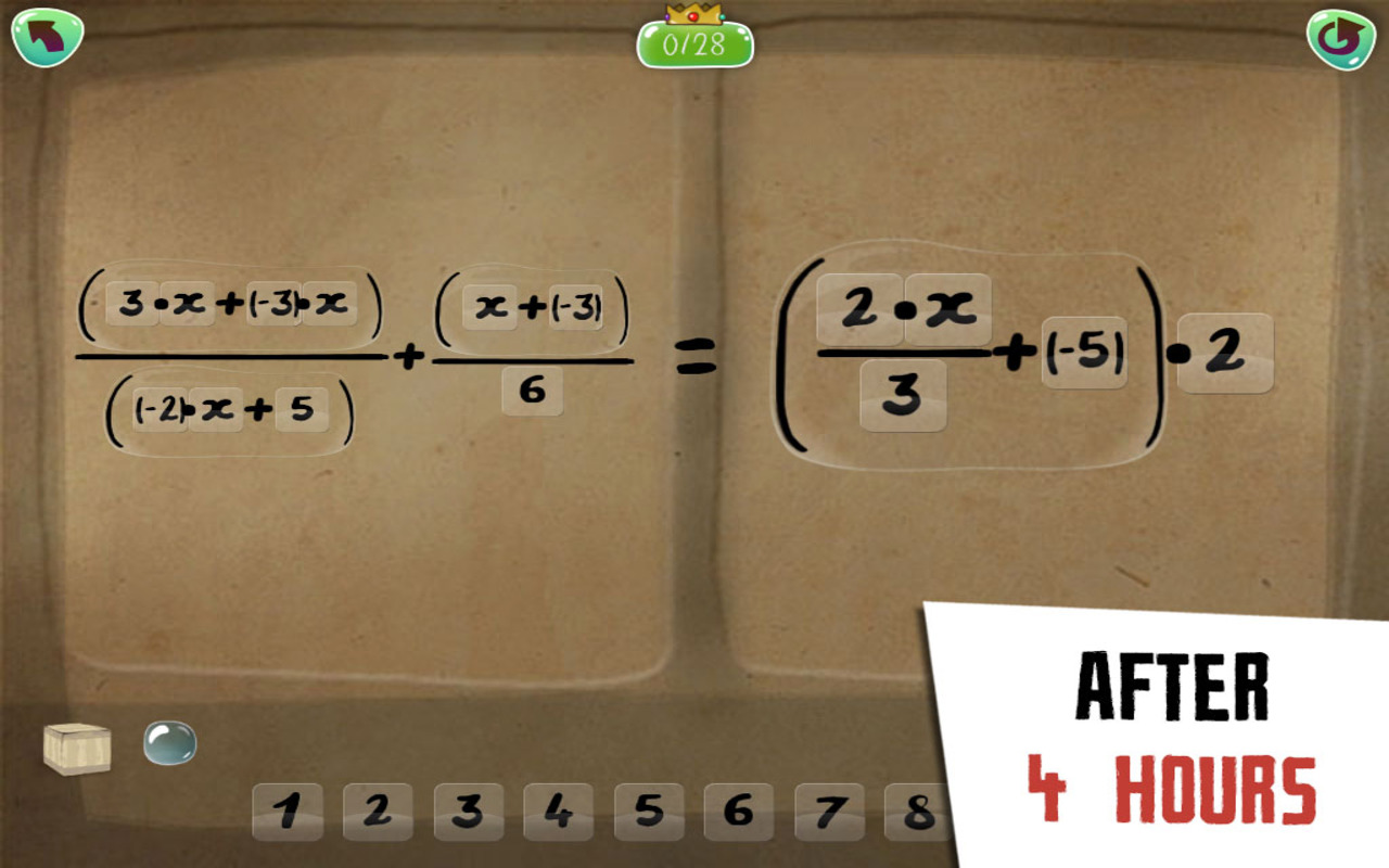 Amazon Com Dragonbox Algebra 12 Appstore For Android