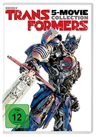 Transformers 5 Movie Collection 5 Dvds Amazonde Shia Labeouf