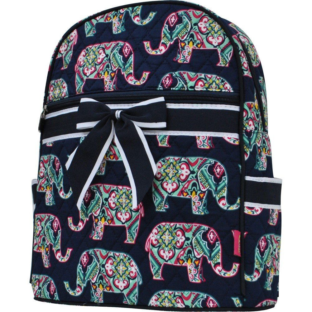 Animal Themed Prints NGIL Quilted Backpack