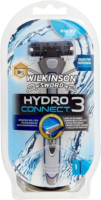 Wilkinson Sword afeitadora Hydro 3 Connect afeitadora de 5 ...