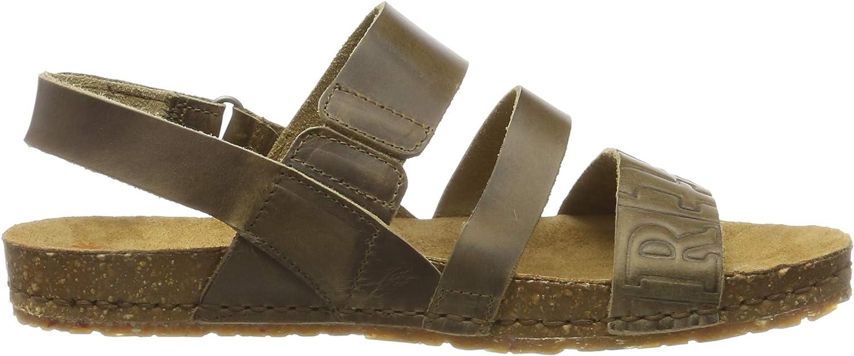 ART 1255 RUSTIC BEIG/CRETA Vrouwen. Open teen sandalen Beige Beige