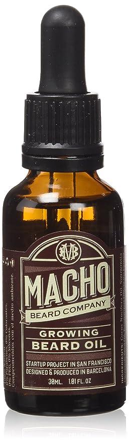 Macho Aceite Para La Barba - 30 ml