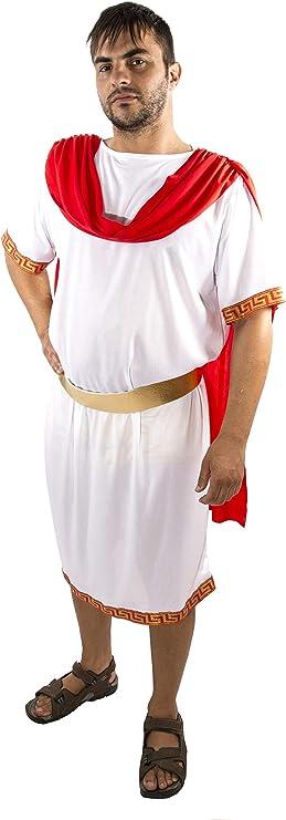 Costumizate! Disfraz de Romano Adulto Especial para Fiestas de ...
