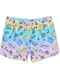 a158b4889c The Children s Place Big Girls  Novelty Printed Pajama Shorts
