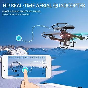 Cewaal Anyutai AG-01 Drone con cámara HD Transmisión en Tiempo ...