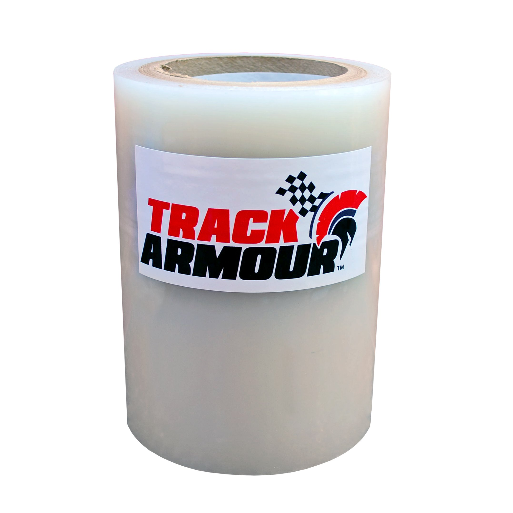 TrackArmour TA6X100-6'' x 100' - Temporary Track Day Paint Protection Clear Adhesive Film for Car