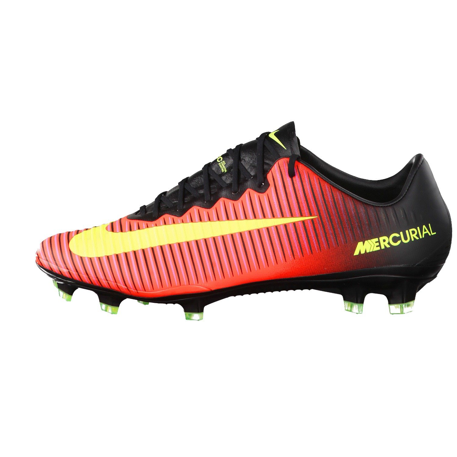 95f165b09de Nike Mercurial Vapor XI FG Men s Firm-Ground Soccer Cleat (12 D(M) US)  Buy  Online at Low Prices in India - Amazon.in