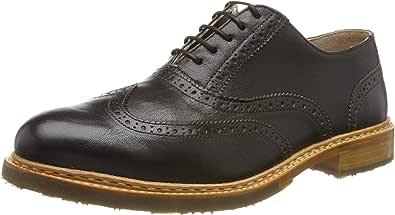 Neosens S598 Dakota Brown/Kerner, Zapatos de Cordones Oxford Hombre