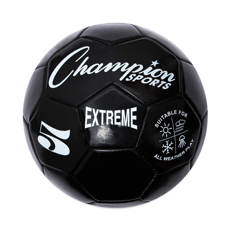 ChampionスポーツExtremeシリーズ複合サッカーボール:サイズ3 , 4 & 5複数の色の B07B9LXZ4D ピンク