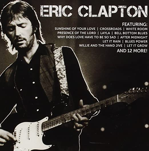 Eric Clapton - ICON [2 CD] - Amazon.com Music
