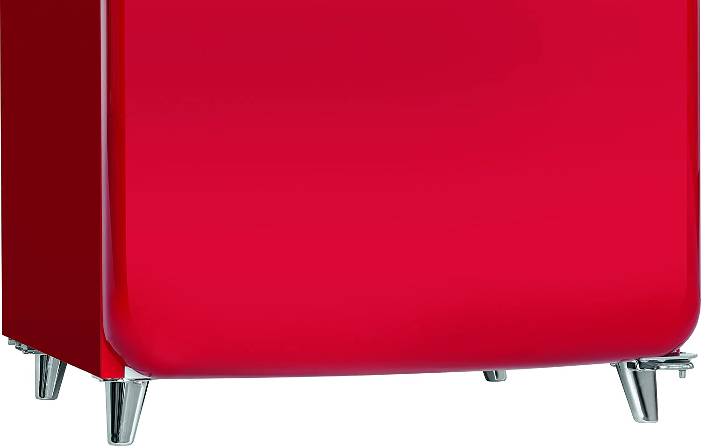 Bomann Kühlschrank Glasablage : Bomann ksr kühlschrank a retro design kühlen l
