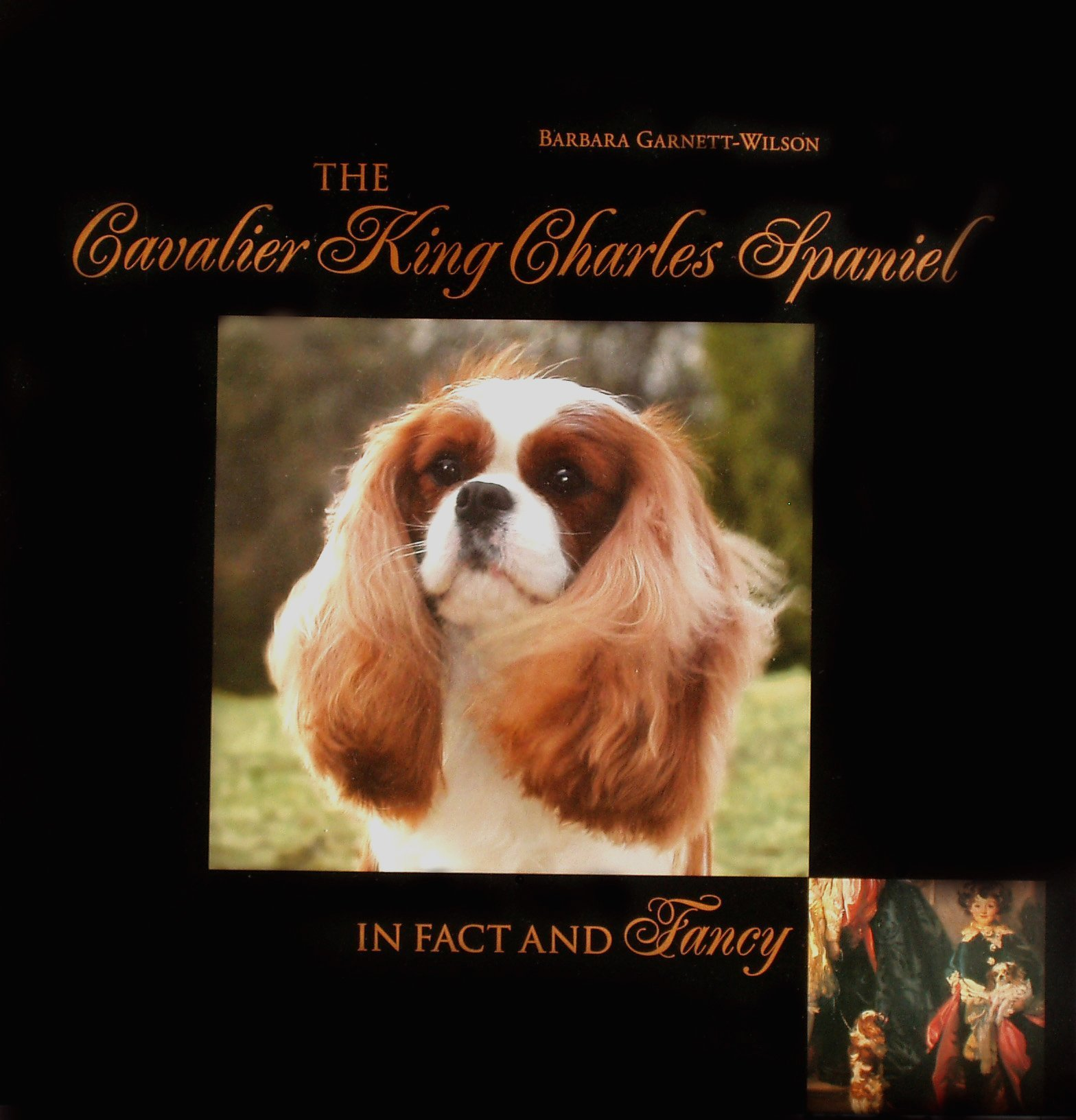 The cavalier king charles spaniel in fact and fancy barbara the cavalier king charles spaniel in fact and fancy barbara garnett wilson roy a wilson kenneth ottinger 9780966298512 amazon books nvjuhfo Image collections