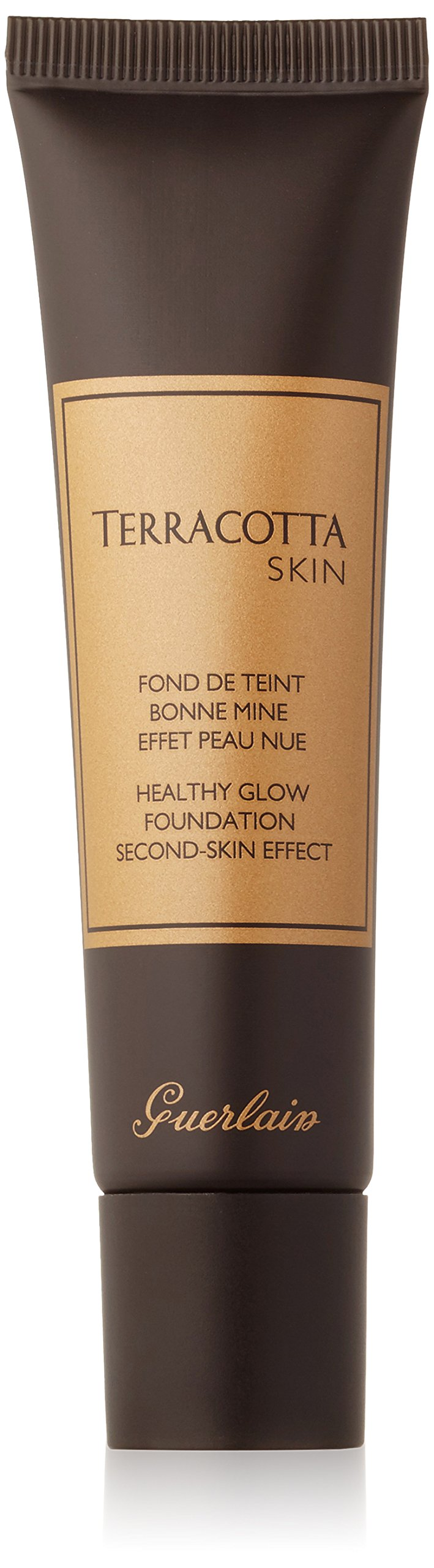 Guerlain Terracotta Skin Healthy Glow Foundation Second Skin Effect for  Women aa0725f166