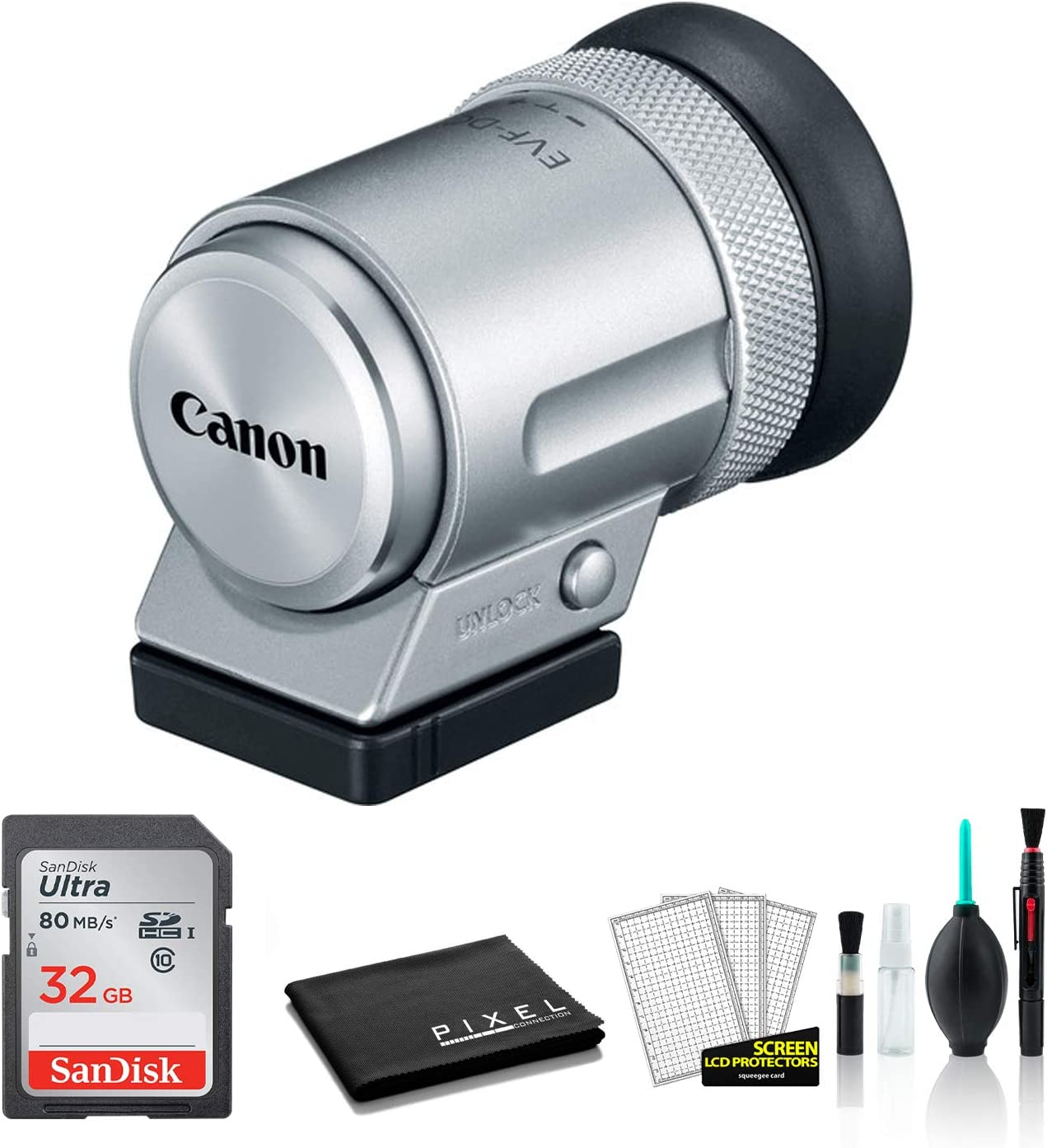 Canon Electronic Viewfinder EVF-DC2 BK