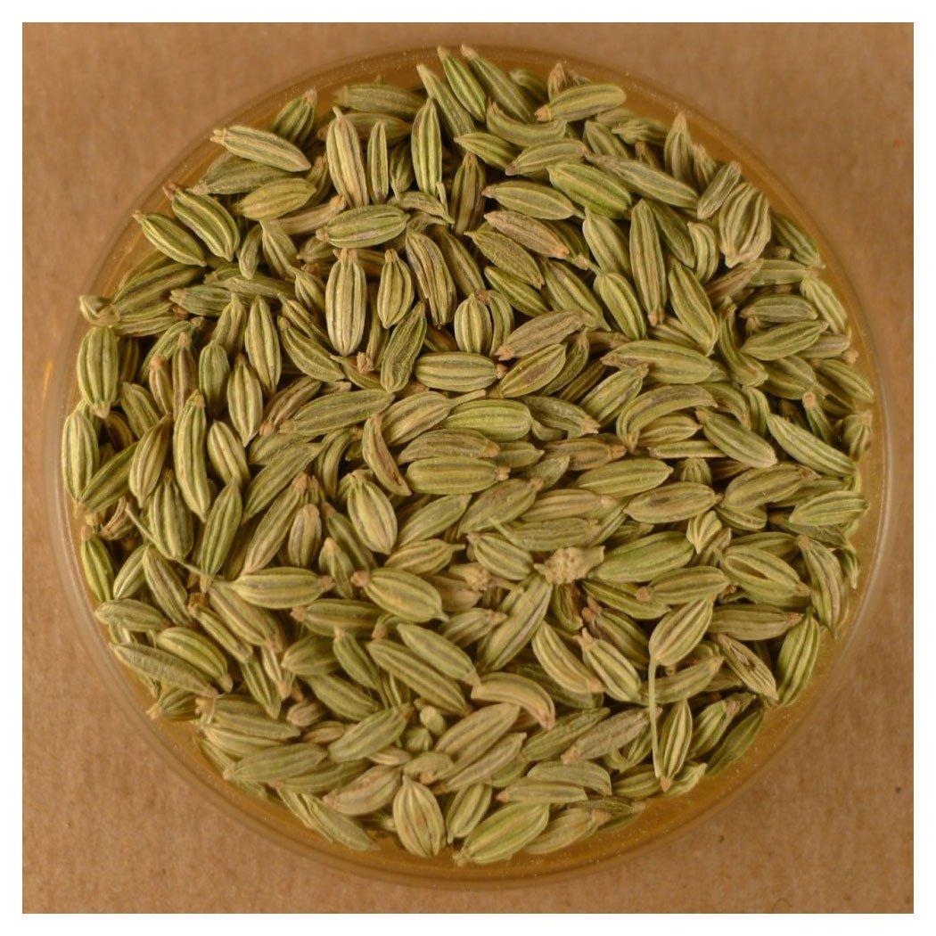 Fennel Seeds, Whole (8oz)