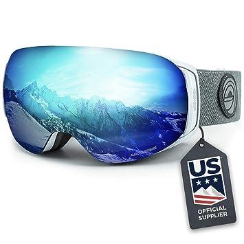 Amazon.com: WildHorn Outfitters Roca - Gafas de esquí y ...