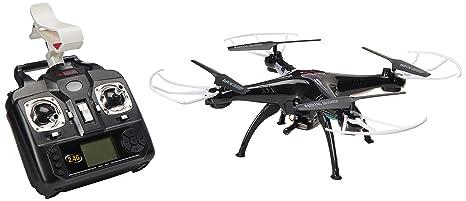 GoolRC SYMA X5SW Drone con Camara 0.3MP Wifi FPV RC Quadcopter ...