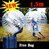 Chende 1.2M 1.5M 1.7M Bubble Soccer Inflatable Ball Bumper Human Knocker Zorb Ball for Adult and Child