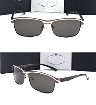 Katze Auge Persönlichkeit Farbe Linse Sonnenbrille Sonnenbrille Schwarzes Silbernes Rahmen Graues Objektiv uRBtijIJ3