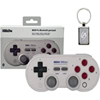 Mcbazel 8bitdo SN30 PRO G Classic Edition Controller Wireless Bluetooth 4.0 Gamepad voor Nintendo Switch, Windows…