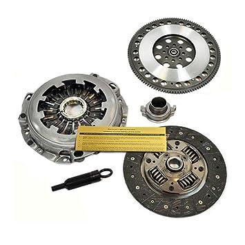 exedy Kit de embrague + 12 libras Prolite volante para 02 - 05 Subaru Impreza WRX EJ20 EJ205: Amazon.es: Coche y moto