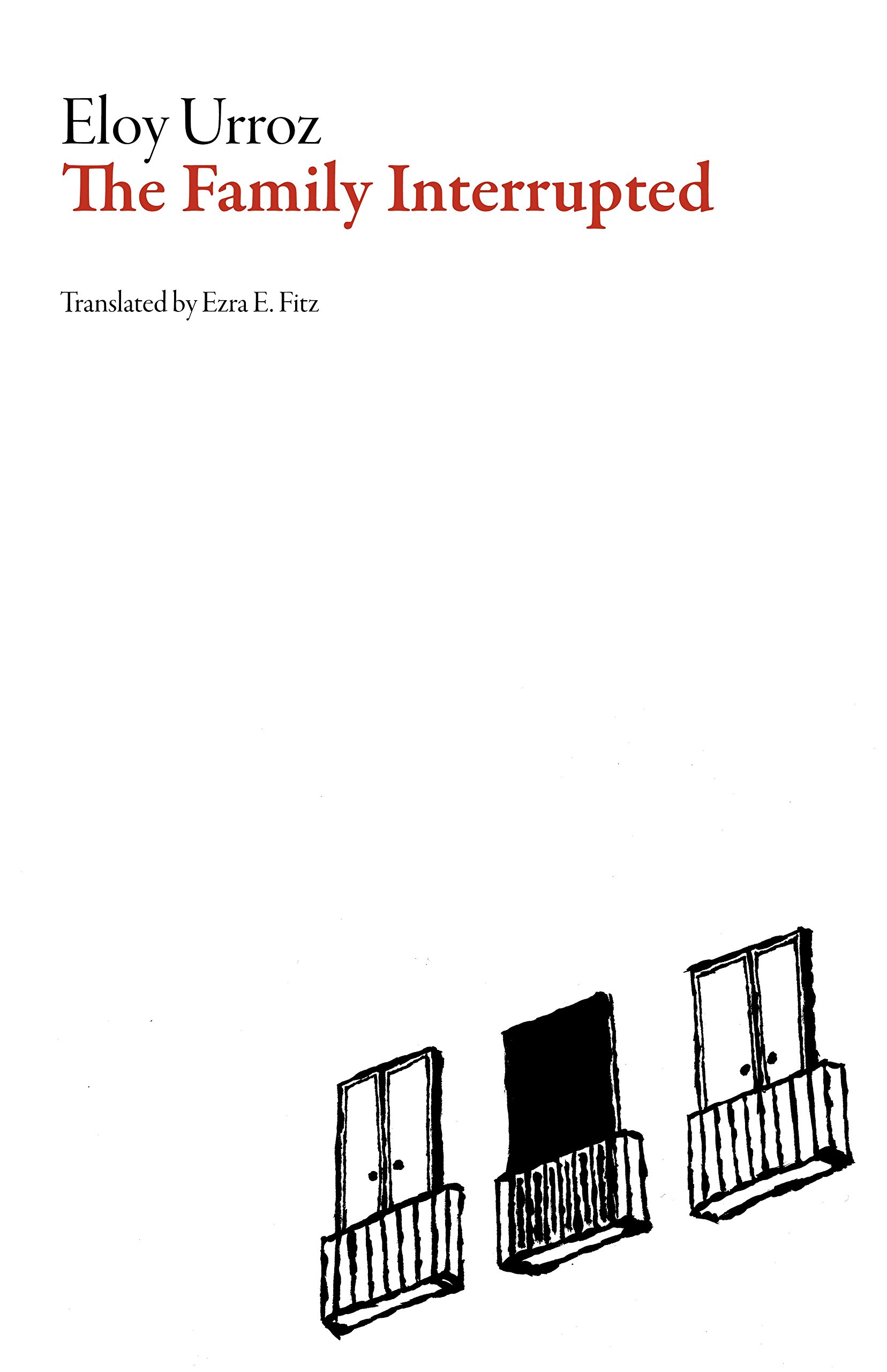 Download The Family Interrupted (Mexican Literature) pdf
