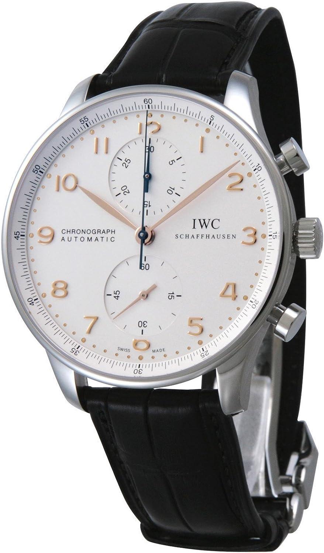 IWC『ポルトギーゼ・クロノグラフ(IW371445)』