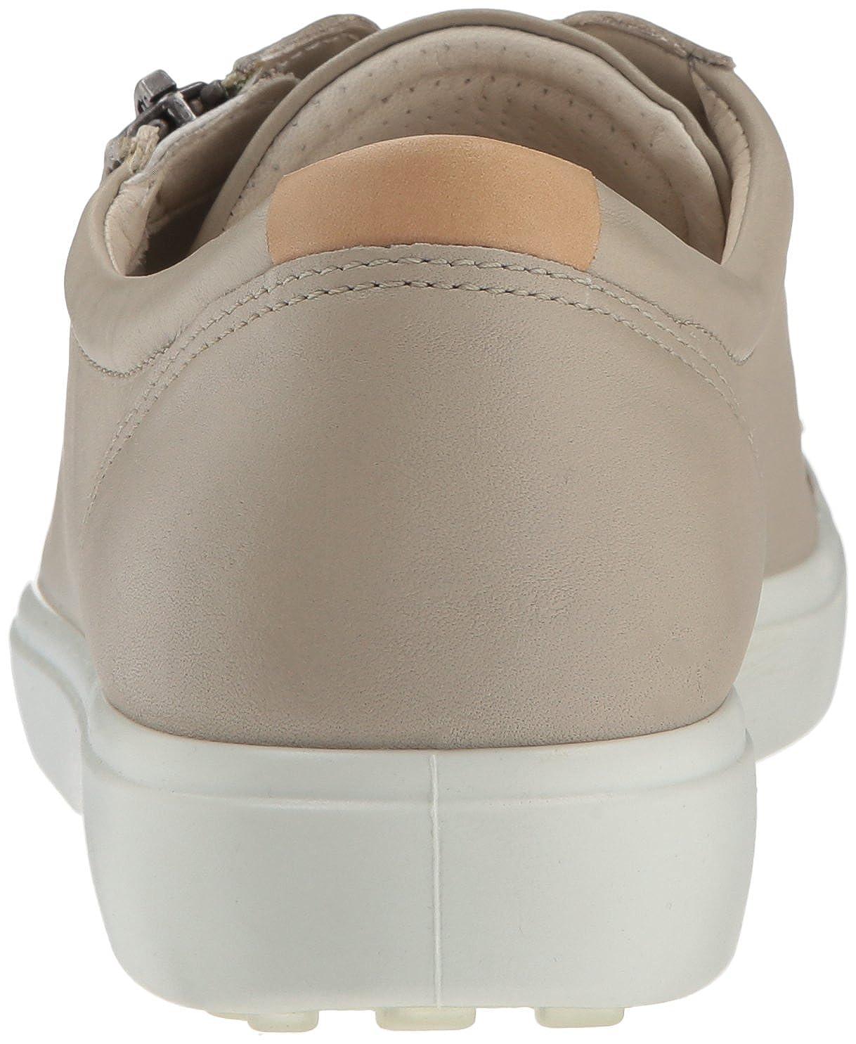 Ecco Damen 430853 Sneaker Sneaker 430853 Oyester Side Zip 09ae5e
