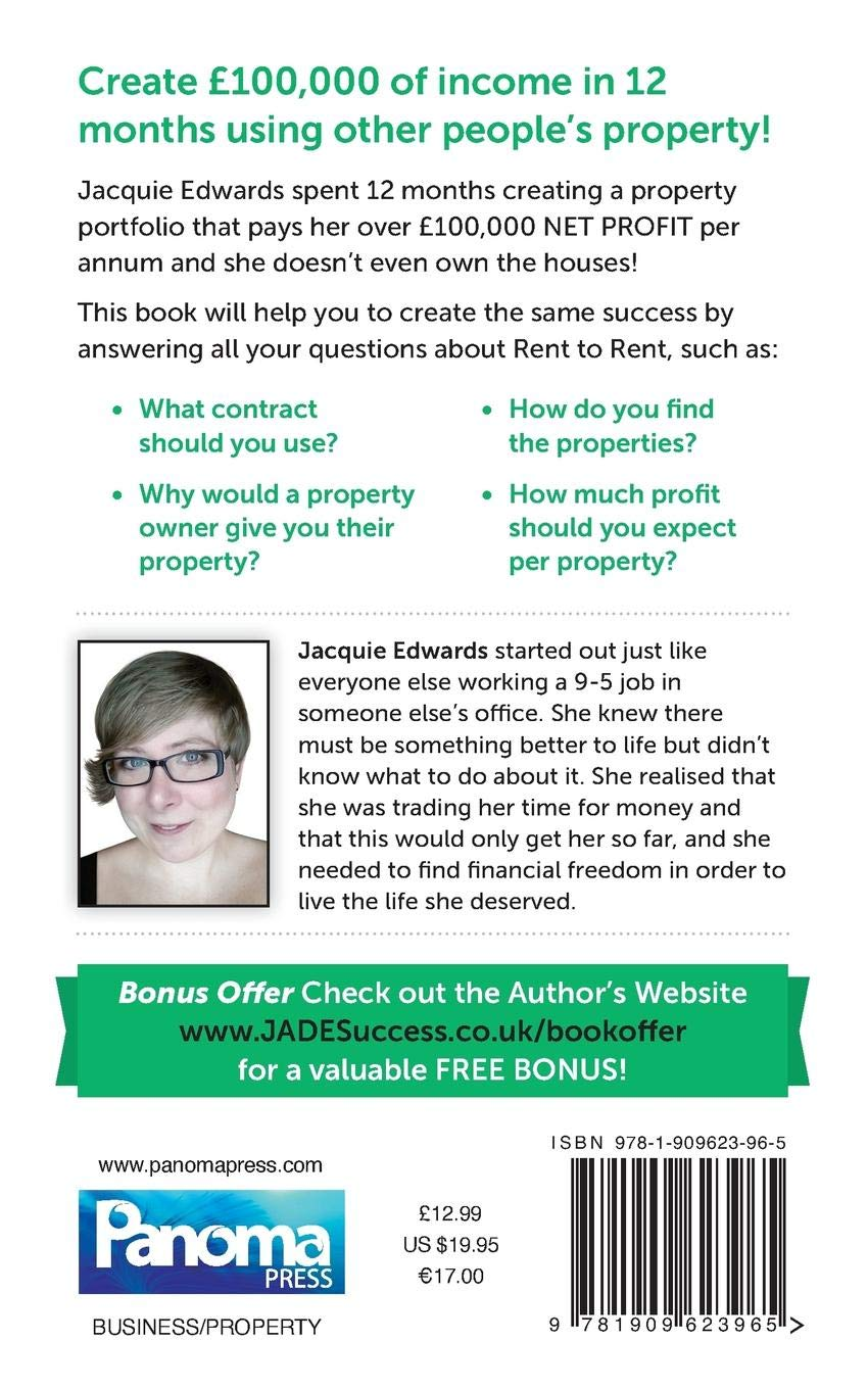 rent to rent your questions answered