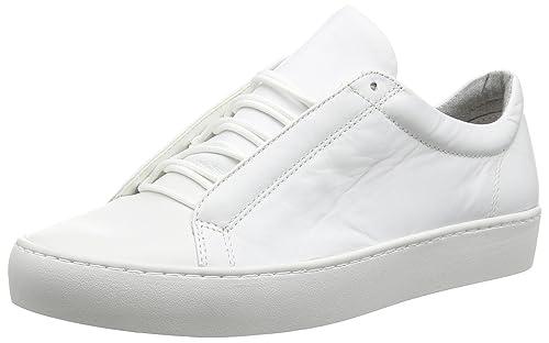 sports shoes d8abf b85f6 Vagabond Damen Zoe Sneakers, Weiß (01 White), 36 EU: Amazon ...