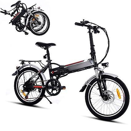 Elektrofahrräder 26 E-MTB Elektro-Fahrrad E-bike Fahrrad Klapprad 21 Speed Mountainbike City