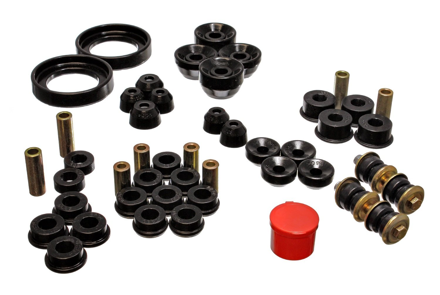 Energy Suspension 16.18107G Master Set for Accord