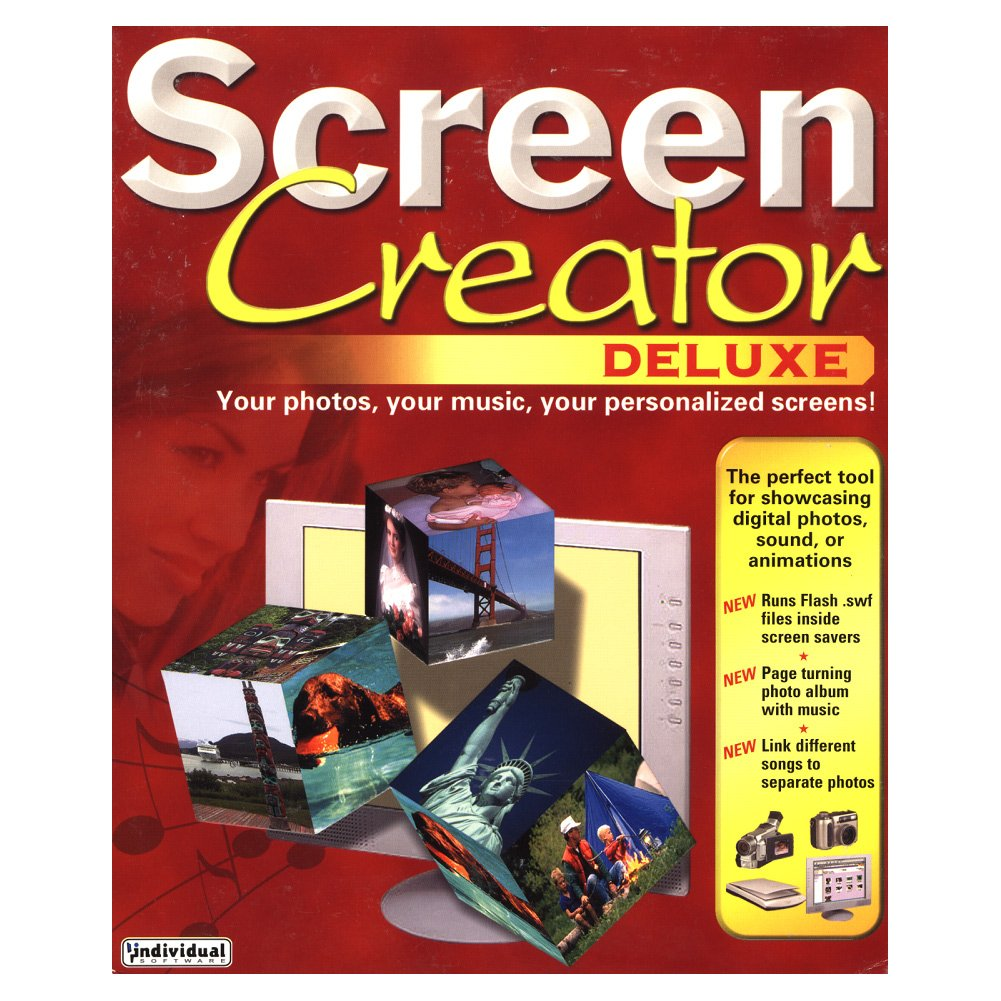Screen Creator Deluxe 7 by Individual Software