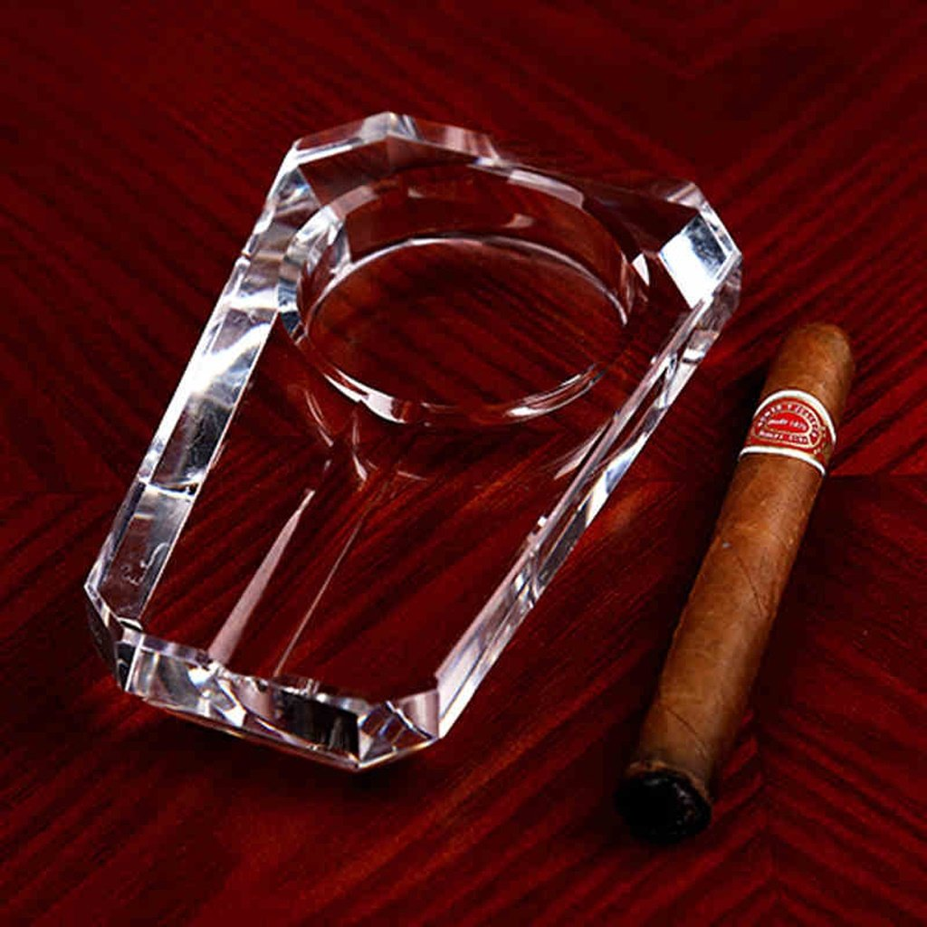 Cristal Cendrier cigare Grand Creative Cigar Cylindre ( couleur : A ) ZXW
