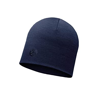 Buff Thermal Merino Wool Hat - AW16 - One - Navy Blue at Amazon Men s  Clothing store  6757ee8c3291