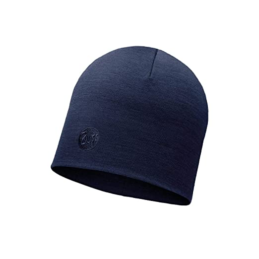 627622d5dfe Buff Thermal Merino Wool Hat - AW16 - One - Navy Blue at Amazon Men s  Clothing store
