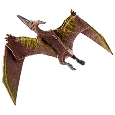 Jurassic World Sound Strike Dinosaur Action Figure, Pteranodon: Toys & Games
