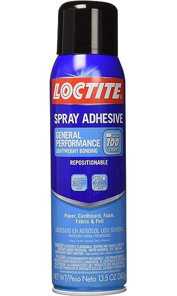 Amazon com: Loctite 2235316 General Performance 100 Spray