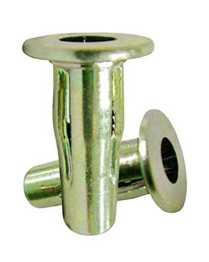 Pre-bulbed Threaded Inserts Rivet Nuts 25 Pack 1/4-20 Steel 0 625x0
