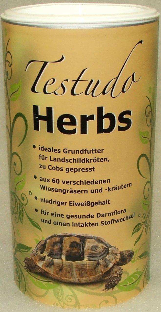 Pre Alpin Testudo Herbs 500 g Agrobs