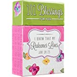 """""""101 Blessings for You"""" Devotional Cards - A Box of Blessings"""
