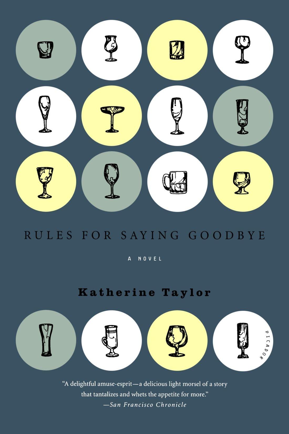 Download Rules for Saying Goodbye: A Novel pdf epub