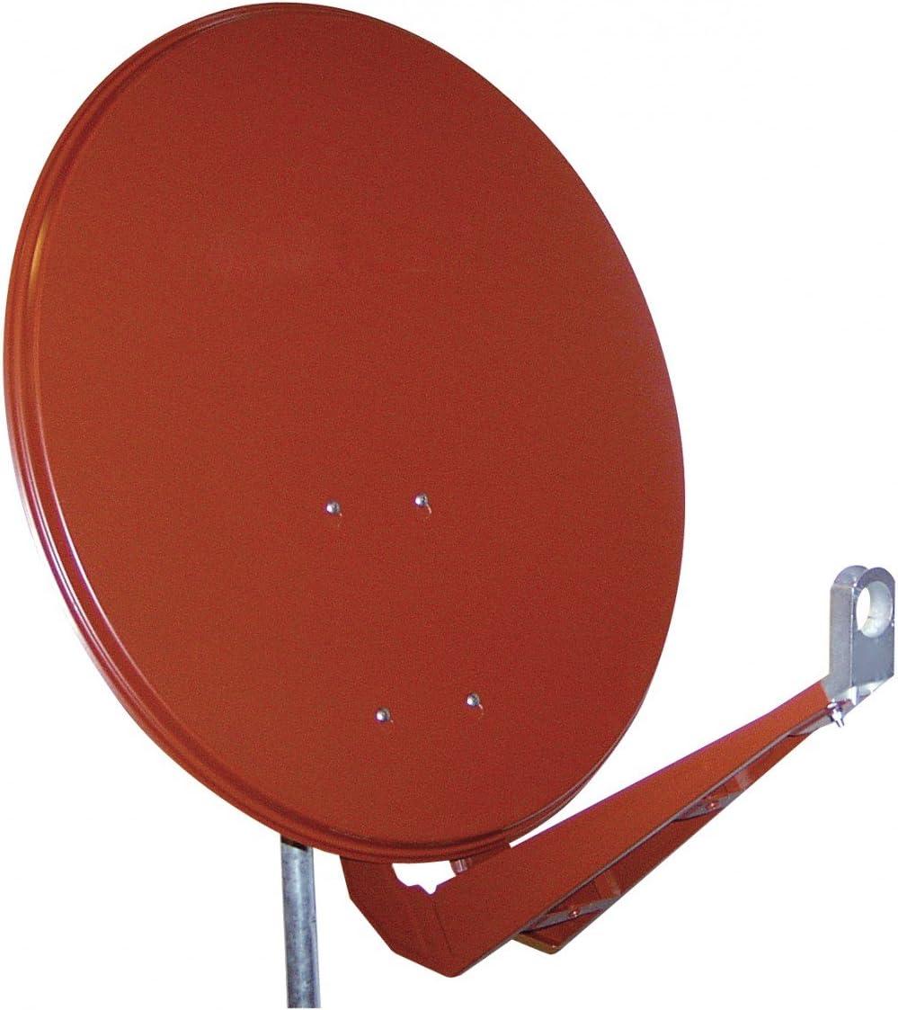 NABO vía STAR 803 rojo 80 cm antena parabólica de antena ...