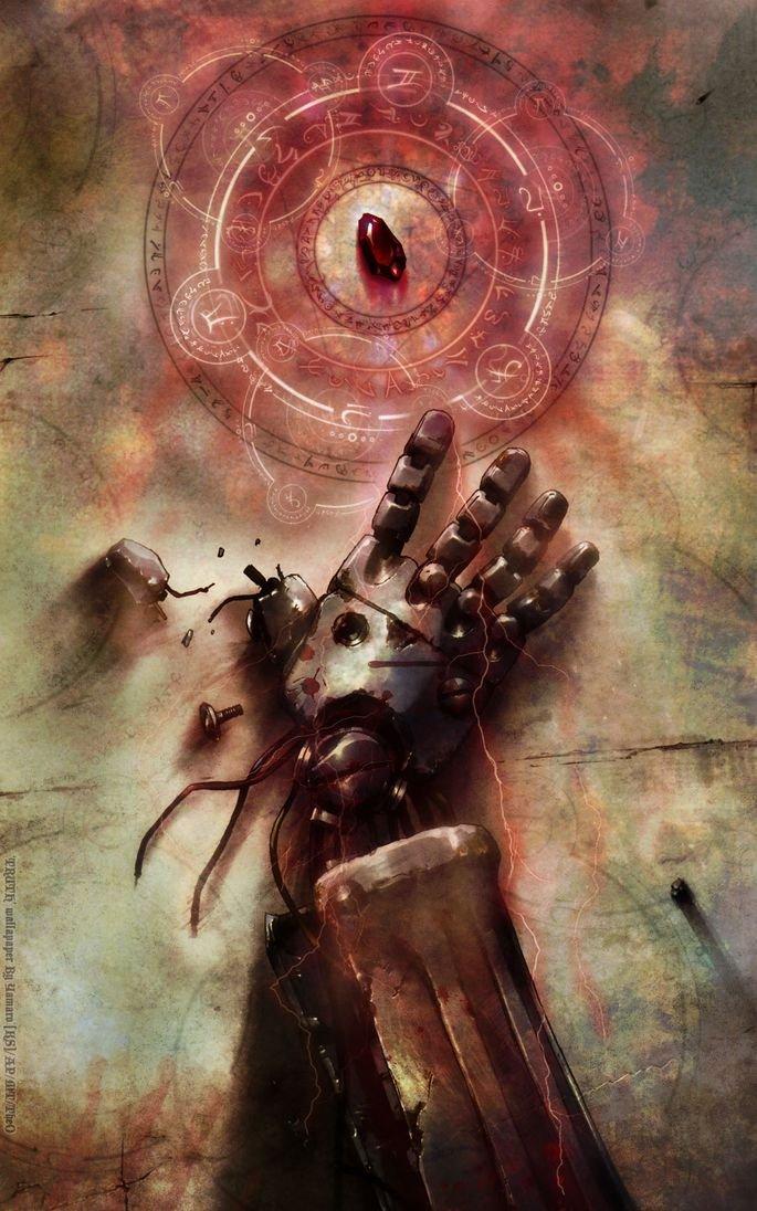 Fullmetal Alchemist Customized 24x38 inch Silk Print Poster/WallPaper Great Gift Wall Station